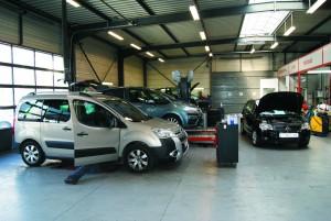 Entretien et réparation mécanique au Garage Rellé à Dornach, Mulhouse